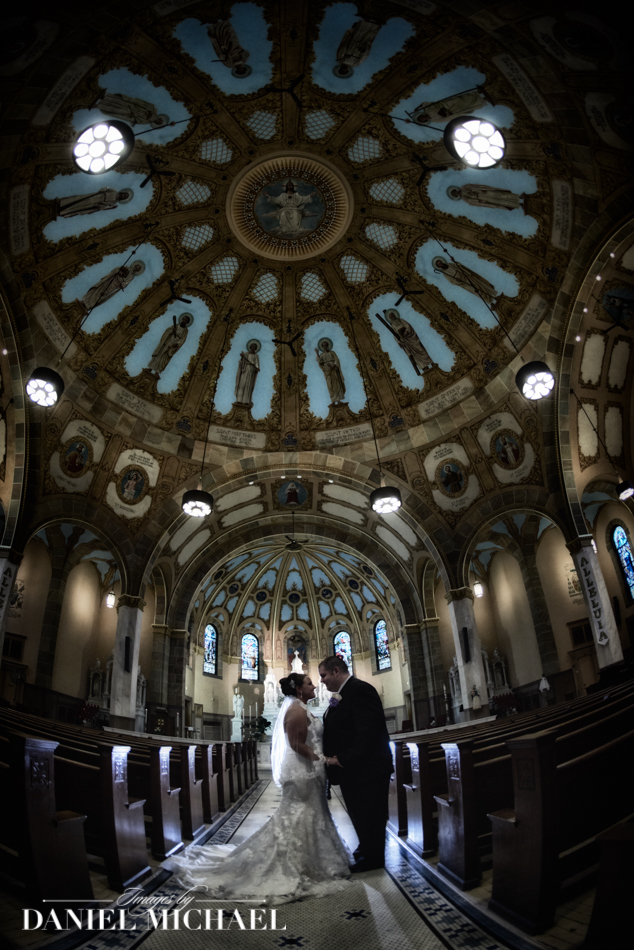 Holy Family Wedding Photography