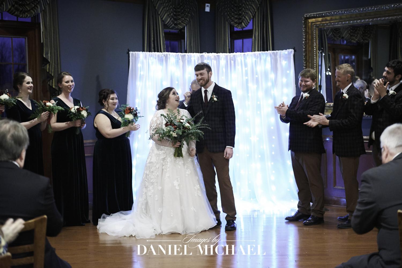 Wedding Ceremony Pebble Creek Photography