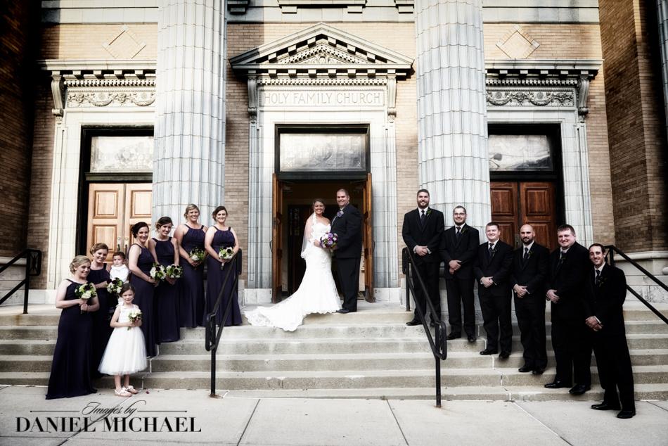 Holy Family Wedding Photographers