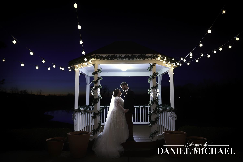Pebble Creek Wedding Photographer Night