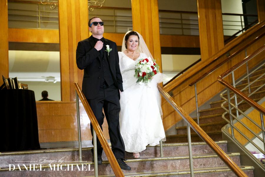 Wedding Reception Entrance Photographers