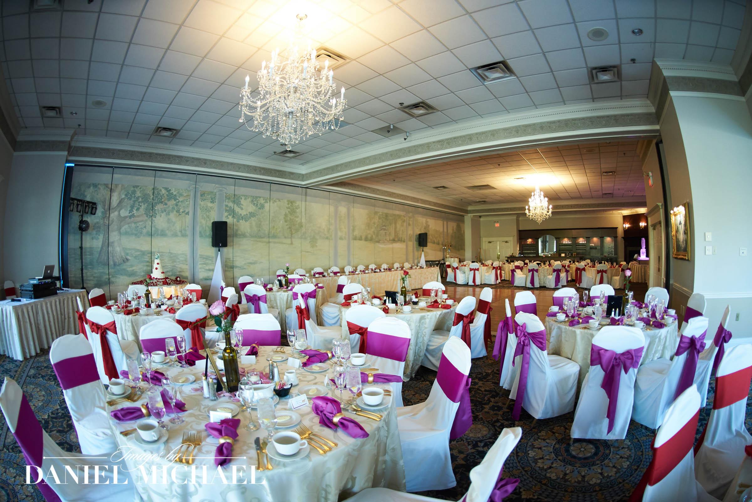 Wedding Reception Manor House