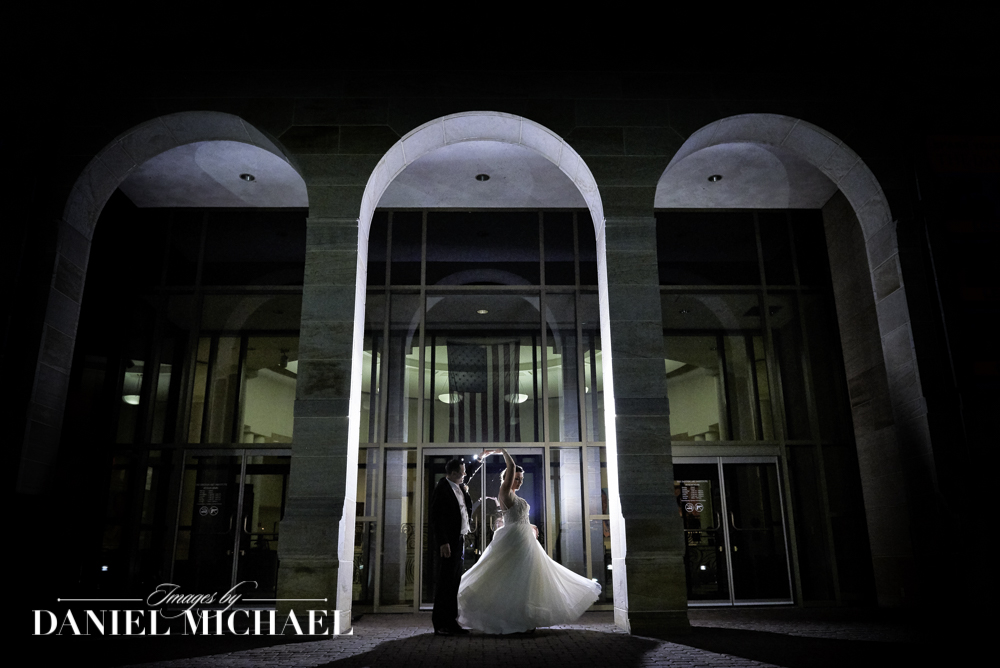 Dayton Art Institute Wedding Photos