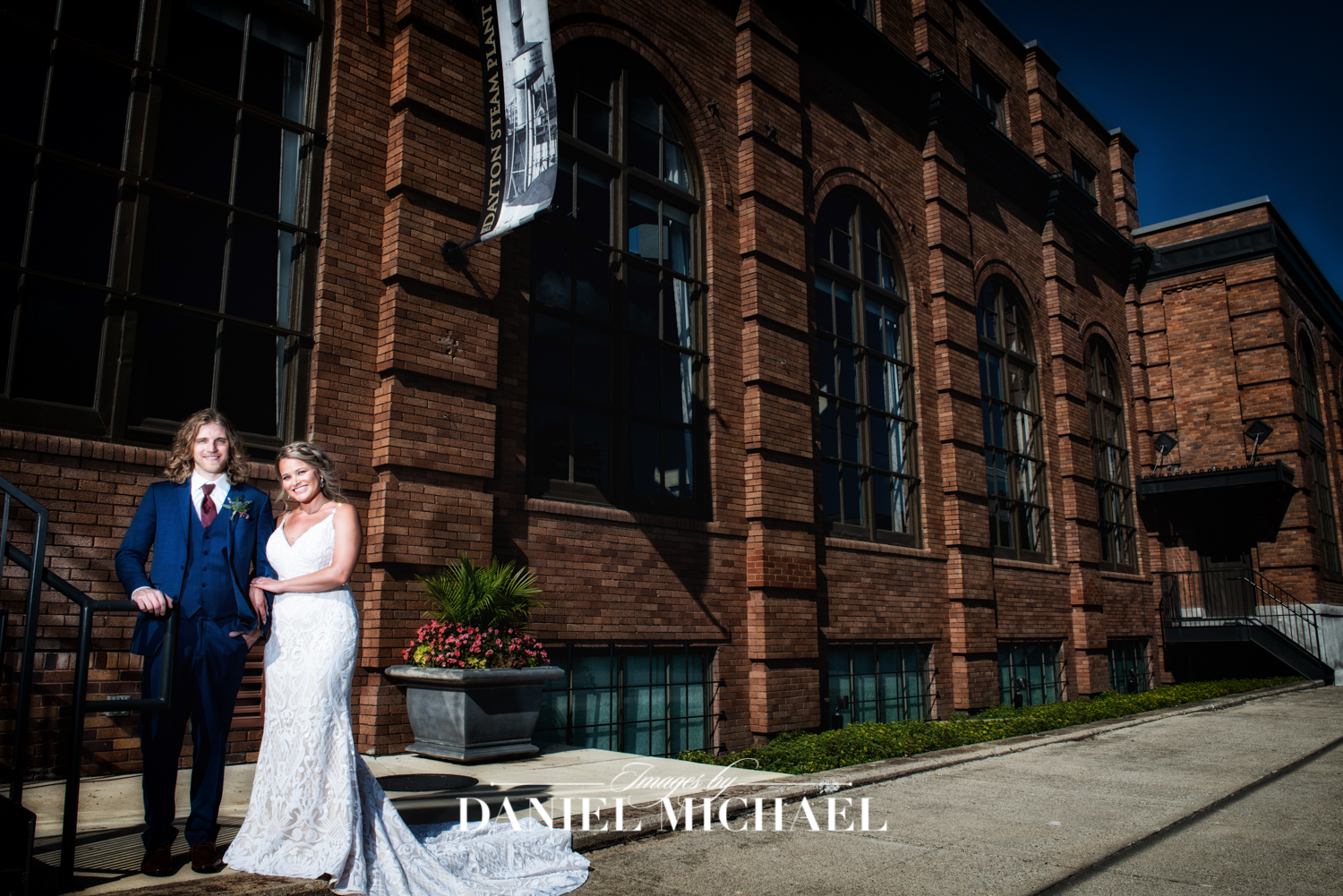 The Steam Plant Wedding Photographers