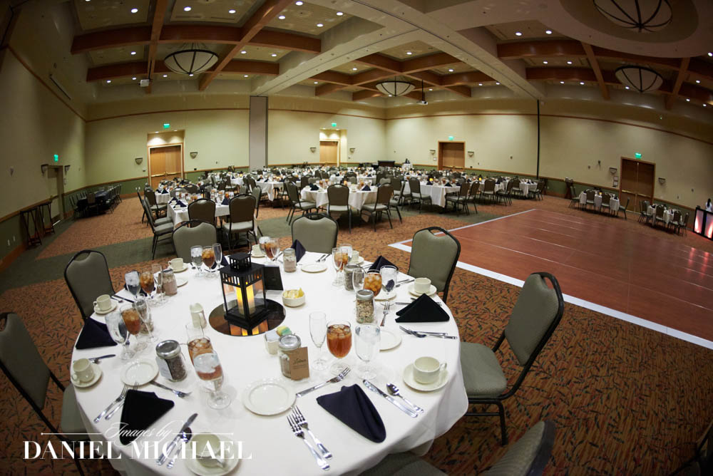 Great Wolf Lodge Wedding Reception