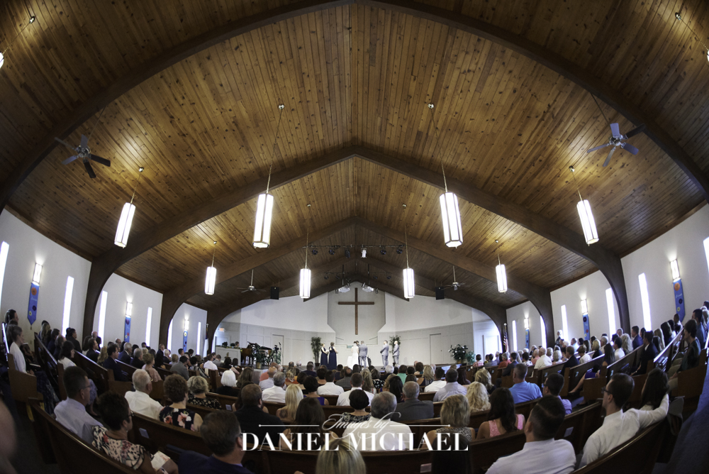 Fairfield Baptist Wedding Ceremony