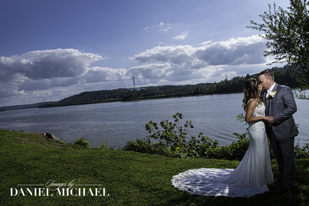 Ohio River Wedding Photography