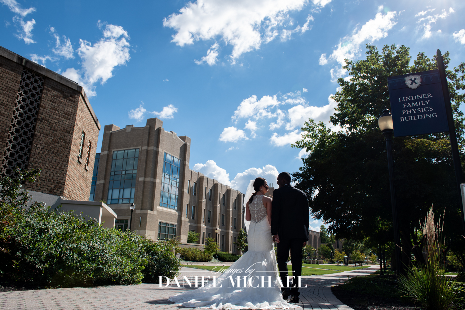 Xavier University Wedding Photography
