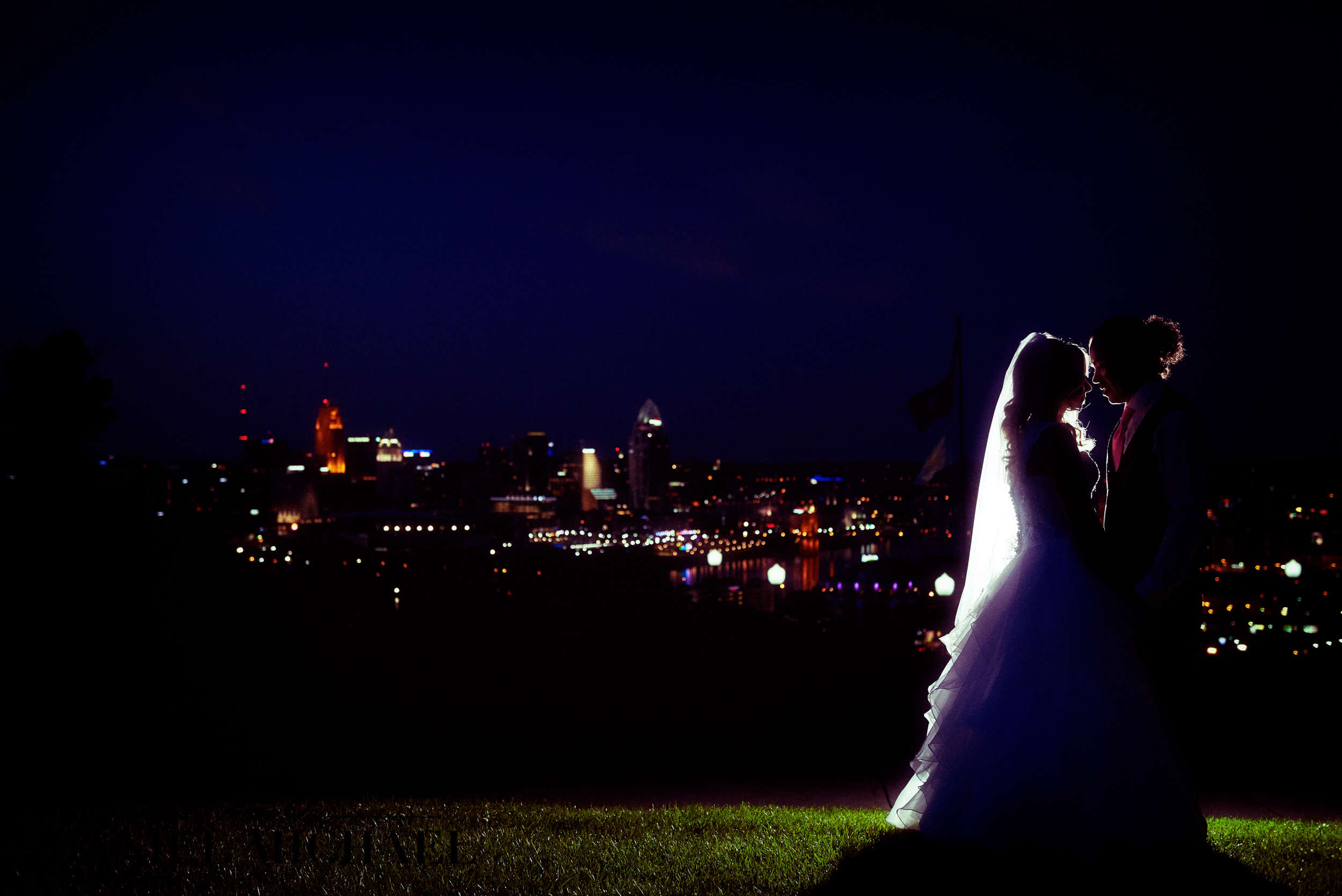 Cincinnati Skyline Photography