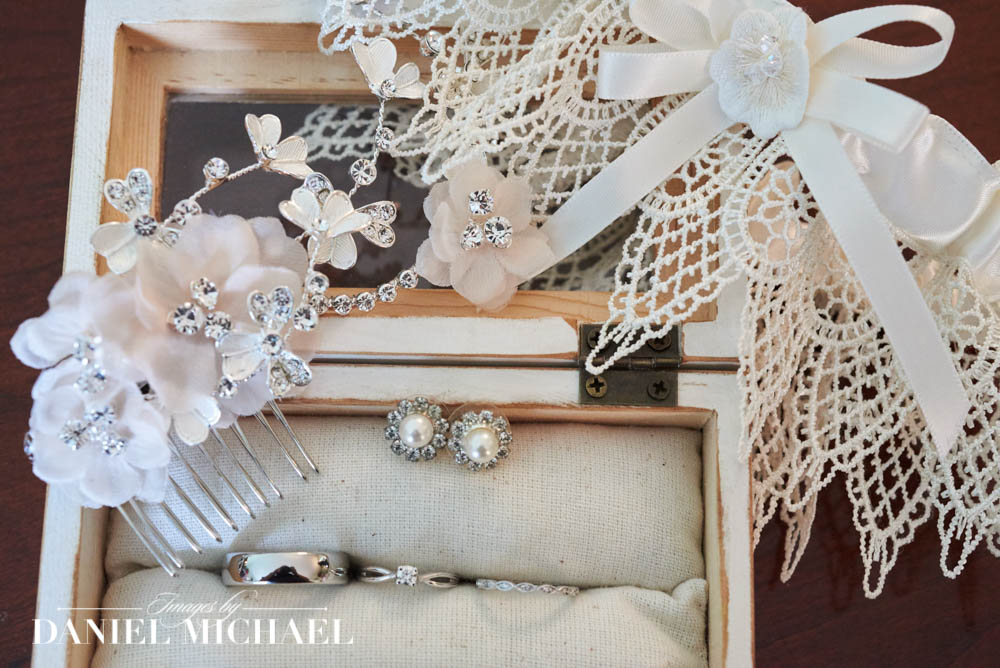 Wedding Accessories Photography