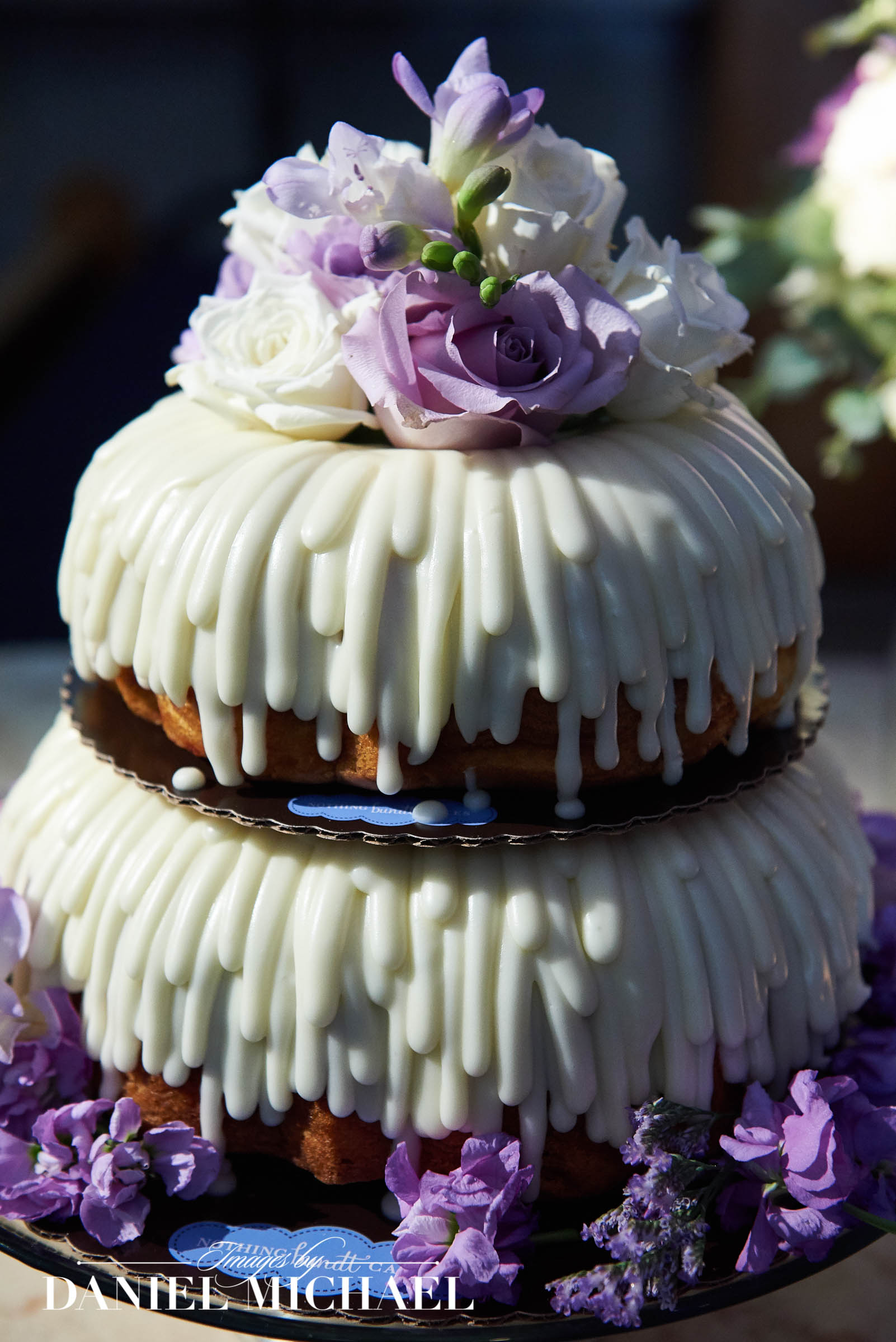 Wedding Bunt Cake