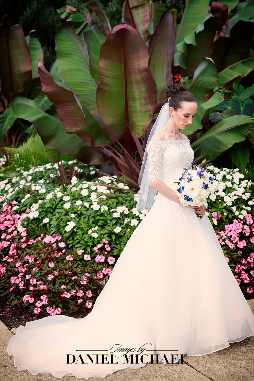 Ault Park Bridal Portraits