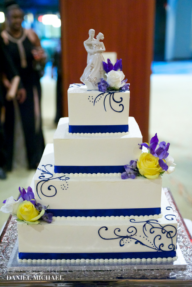 Wedding Cake Cincinnati Ohio