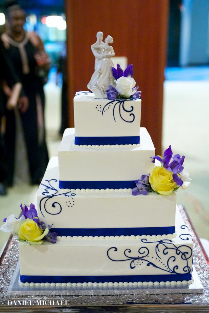 Wedding Cake Cincinnati Ohio