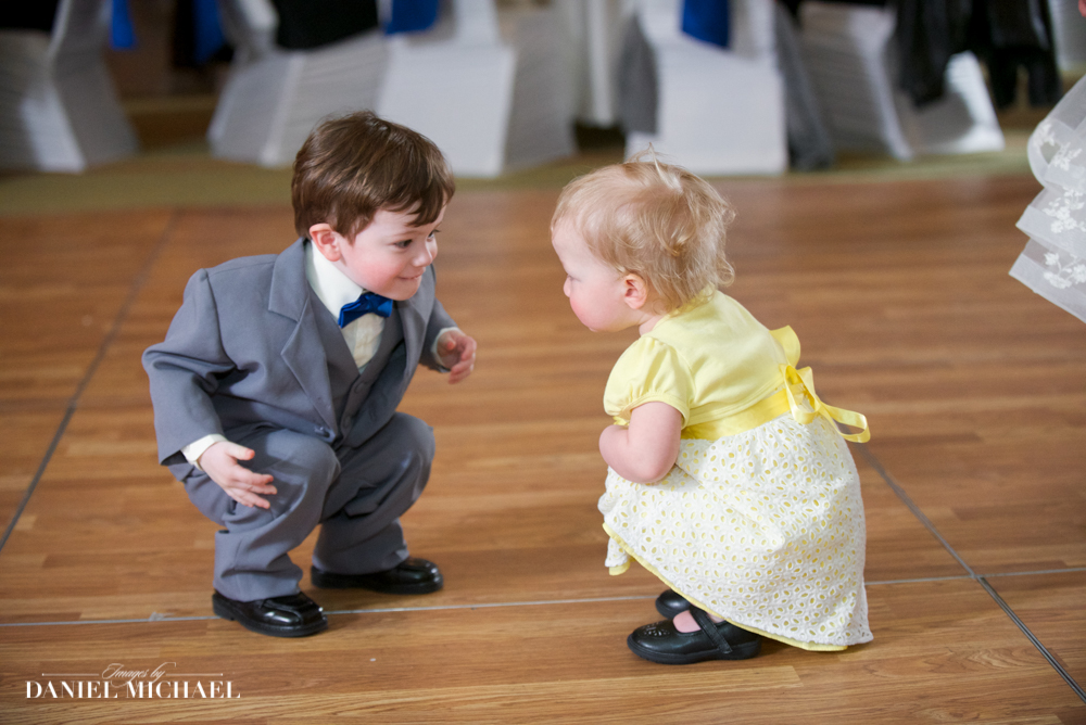 Wedding Reception Candid Photography