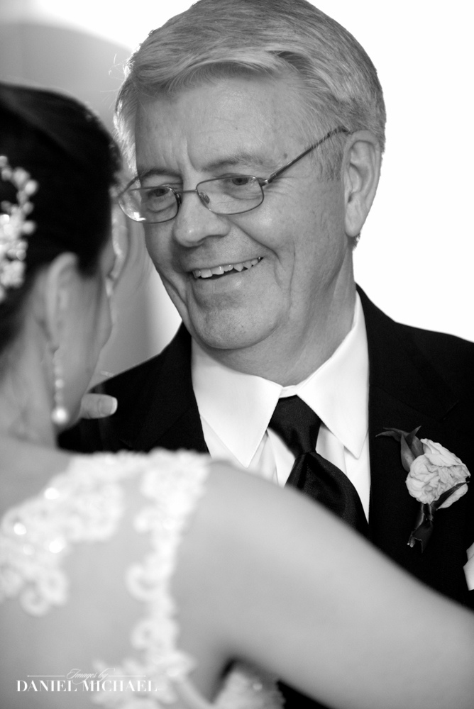 Father Daughter Dance Wedding Photography