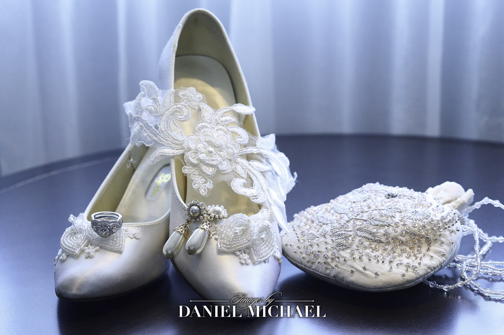 Wedding Shoes and Accessories Photo