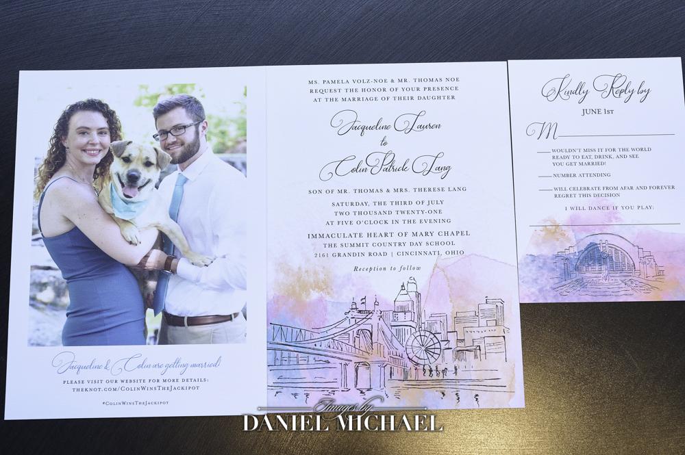 Wedding Stationary Photography