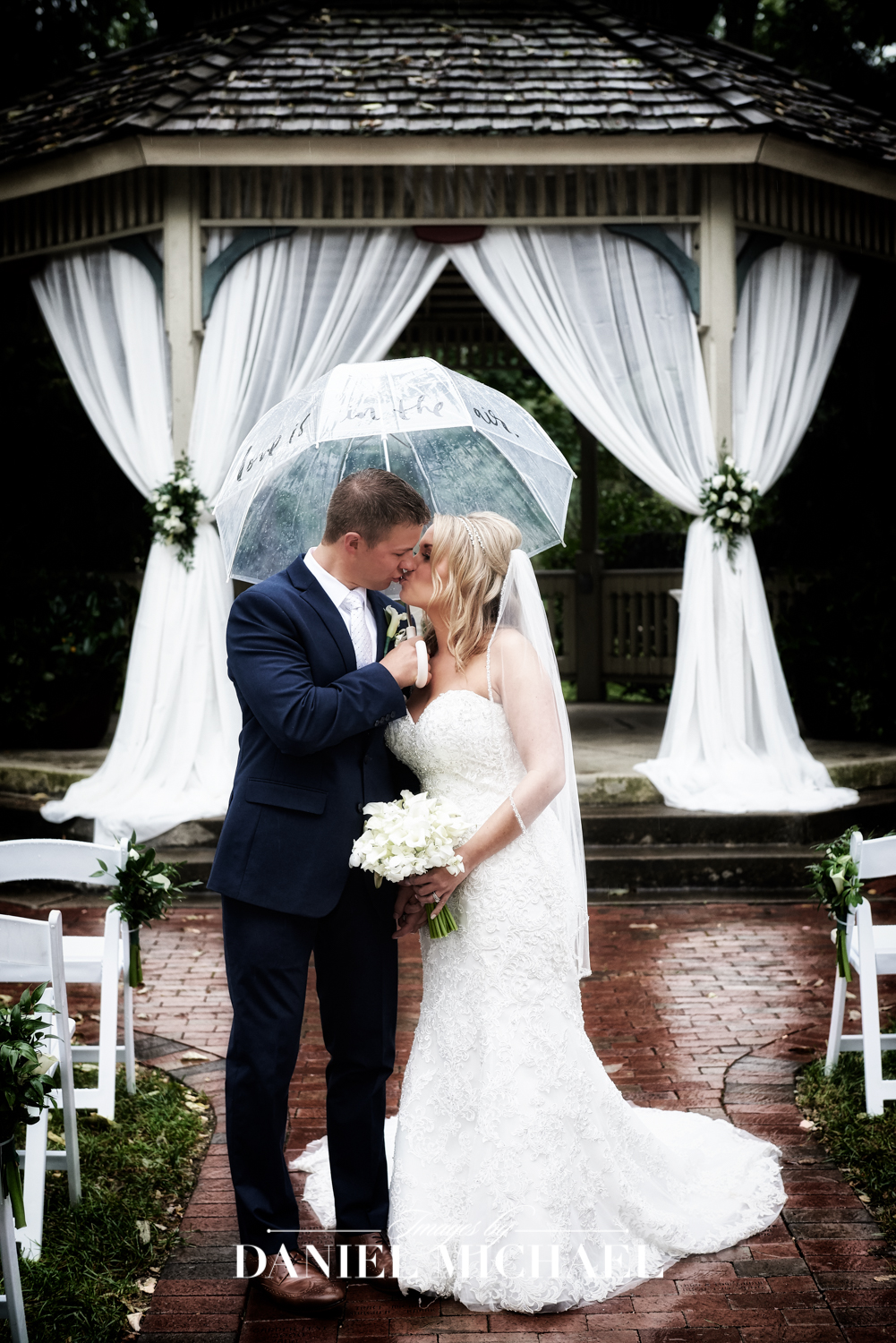 Wedding Photography in Rain