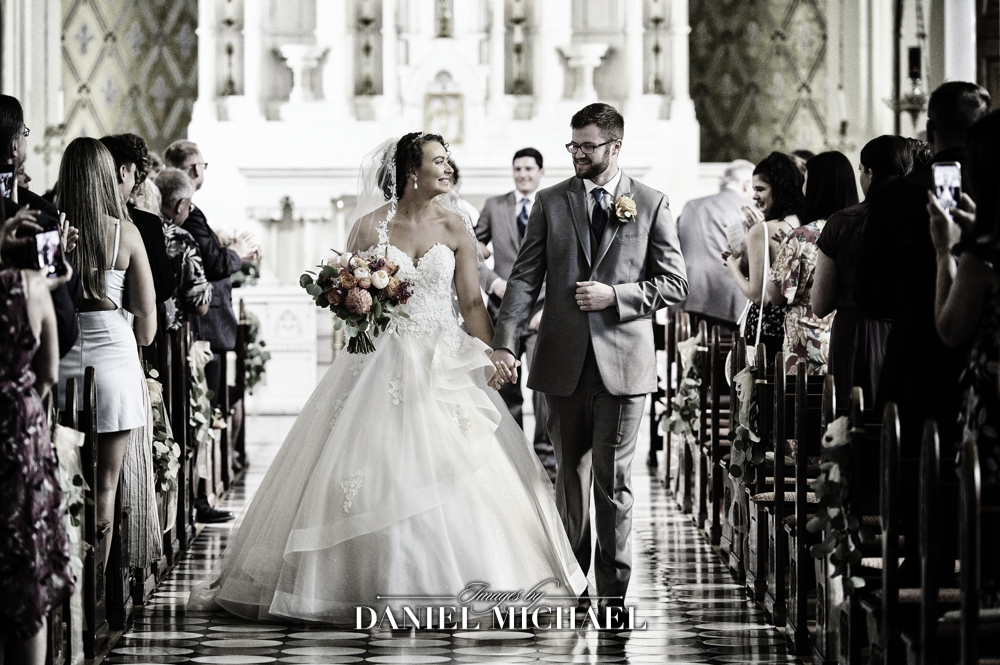 Wedding Ceremony Recessional Summit Country day