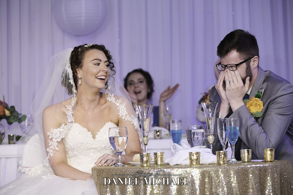 Wedding Toast Emotions