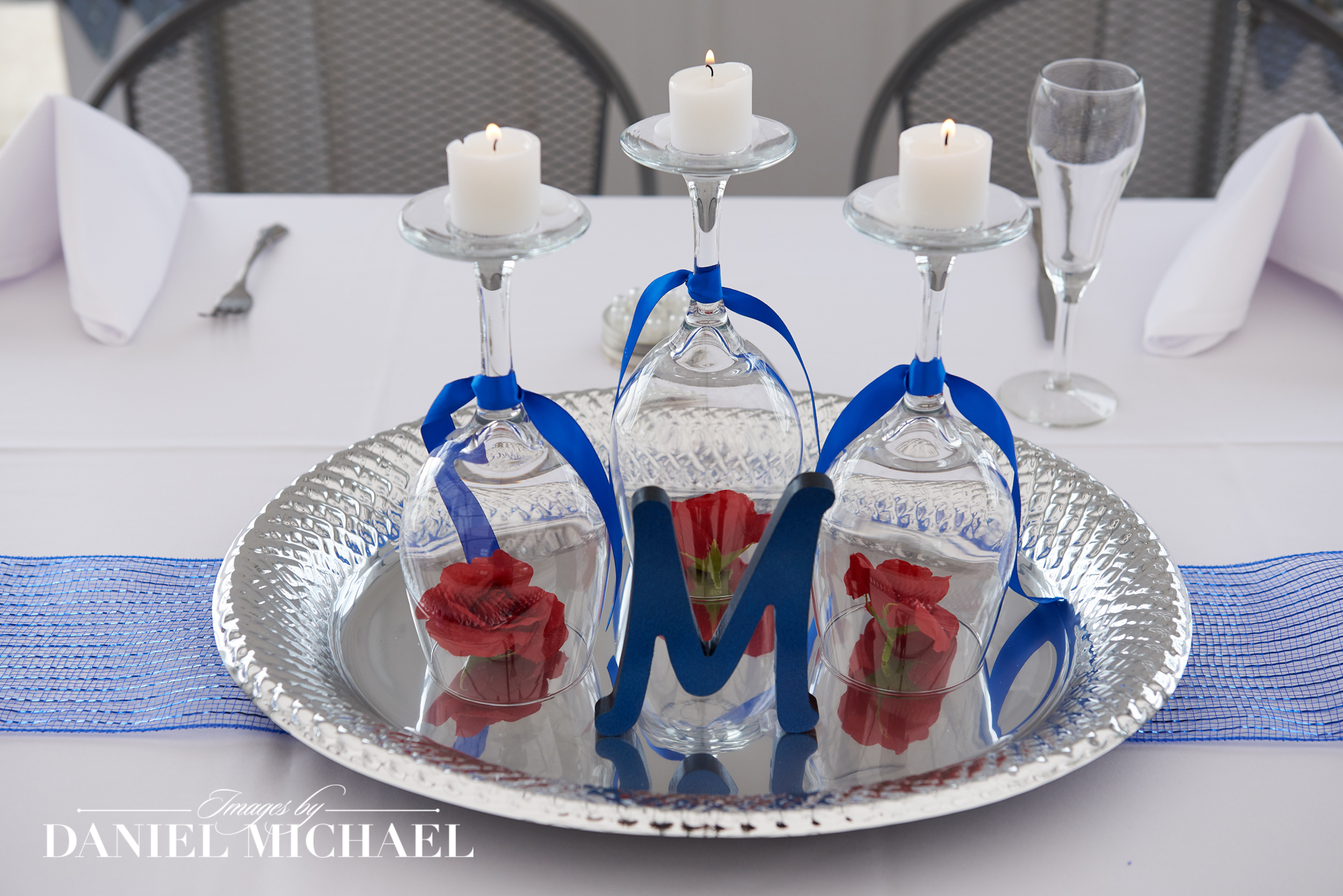 DIY Beauty and the Beast Centerpieces