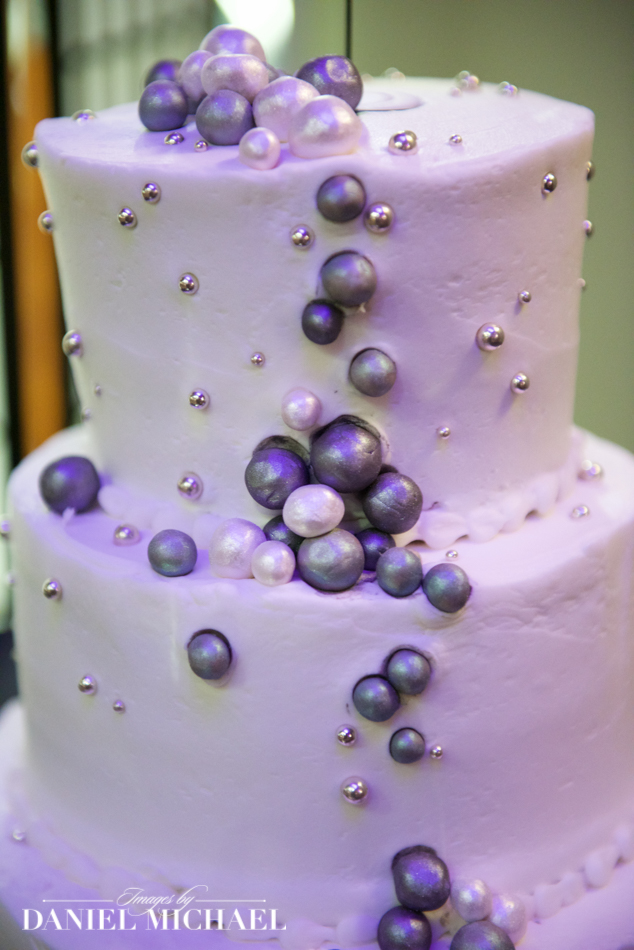 Wedding Cake by Tres Belle