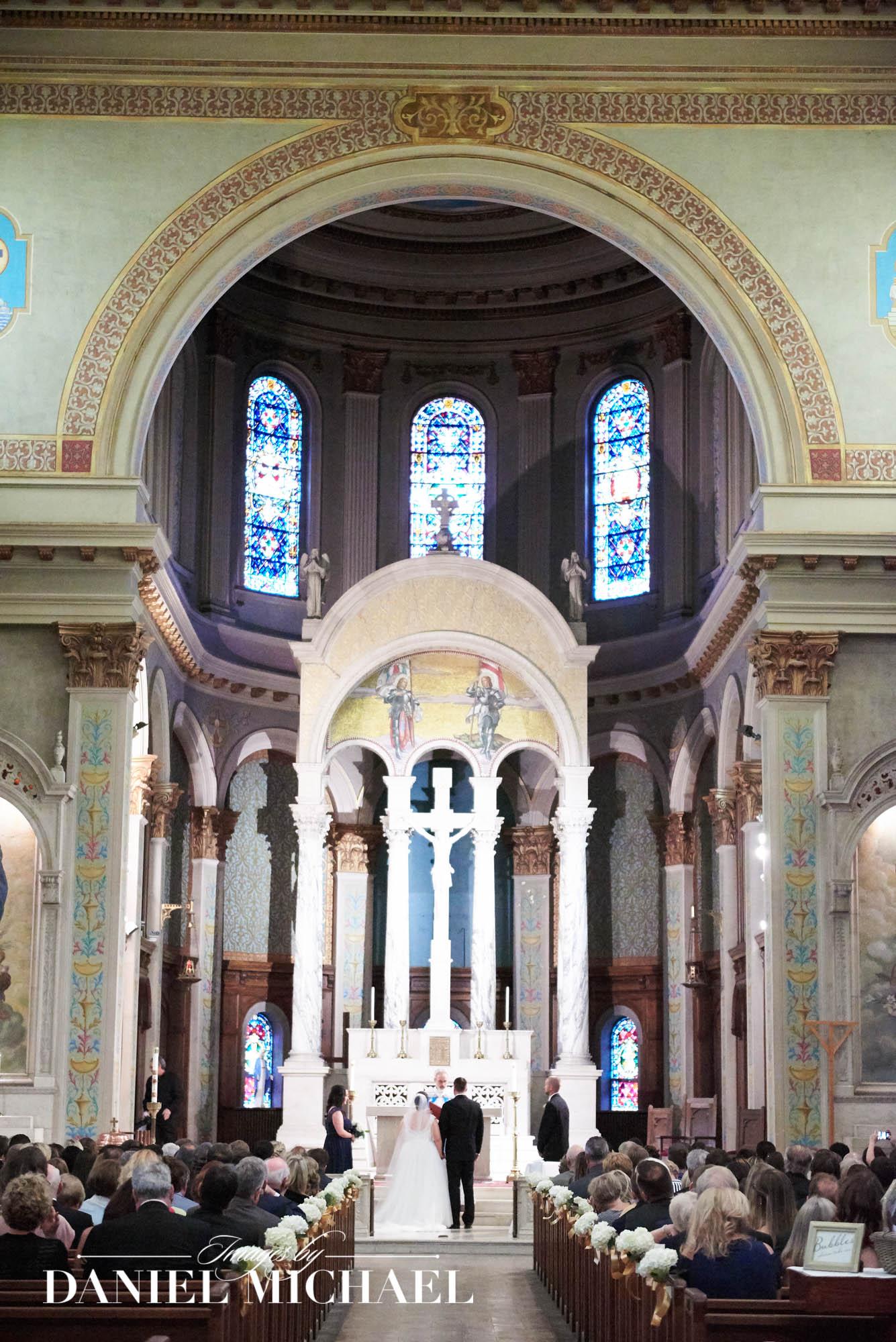St Joan of Arc Wedding Photography