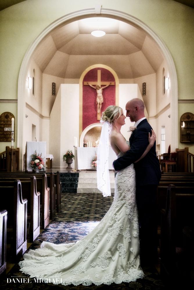 St Henry Wedding Ceremony