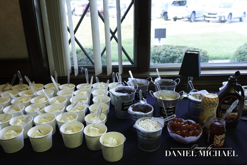 Wedding Ice Cream Station