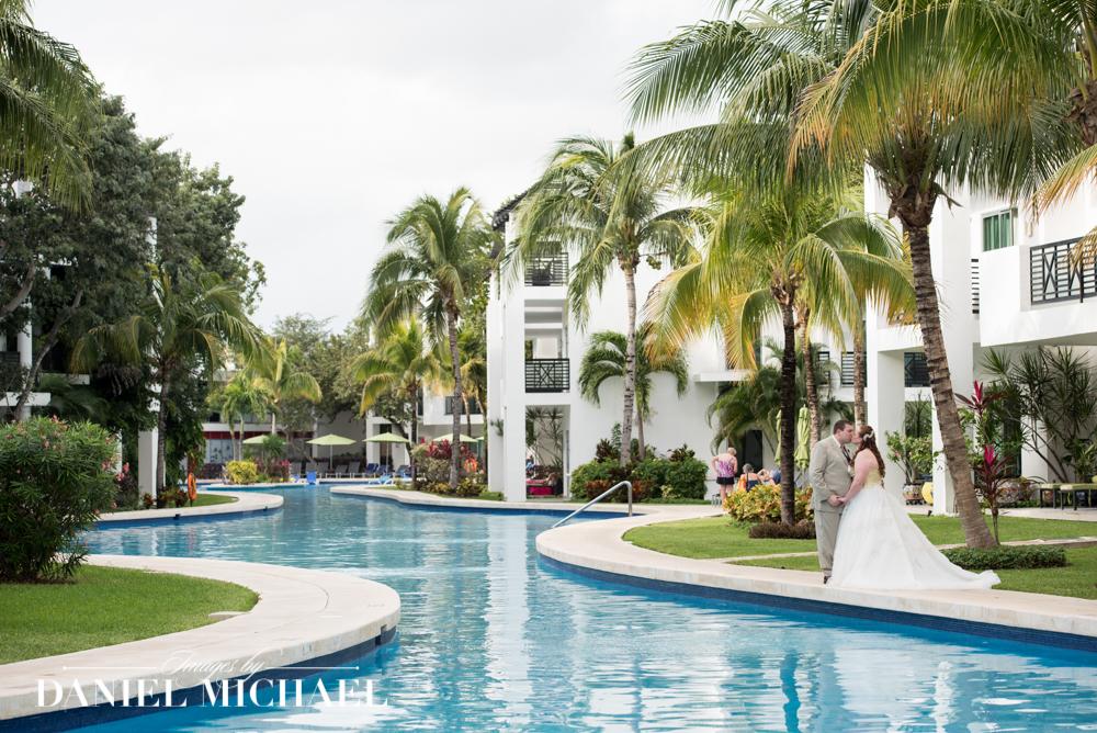 Destination Wedding Photos Cancun Mexico