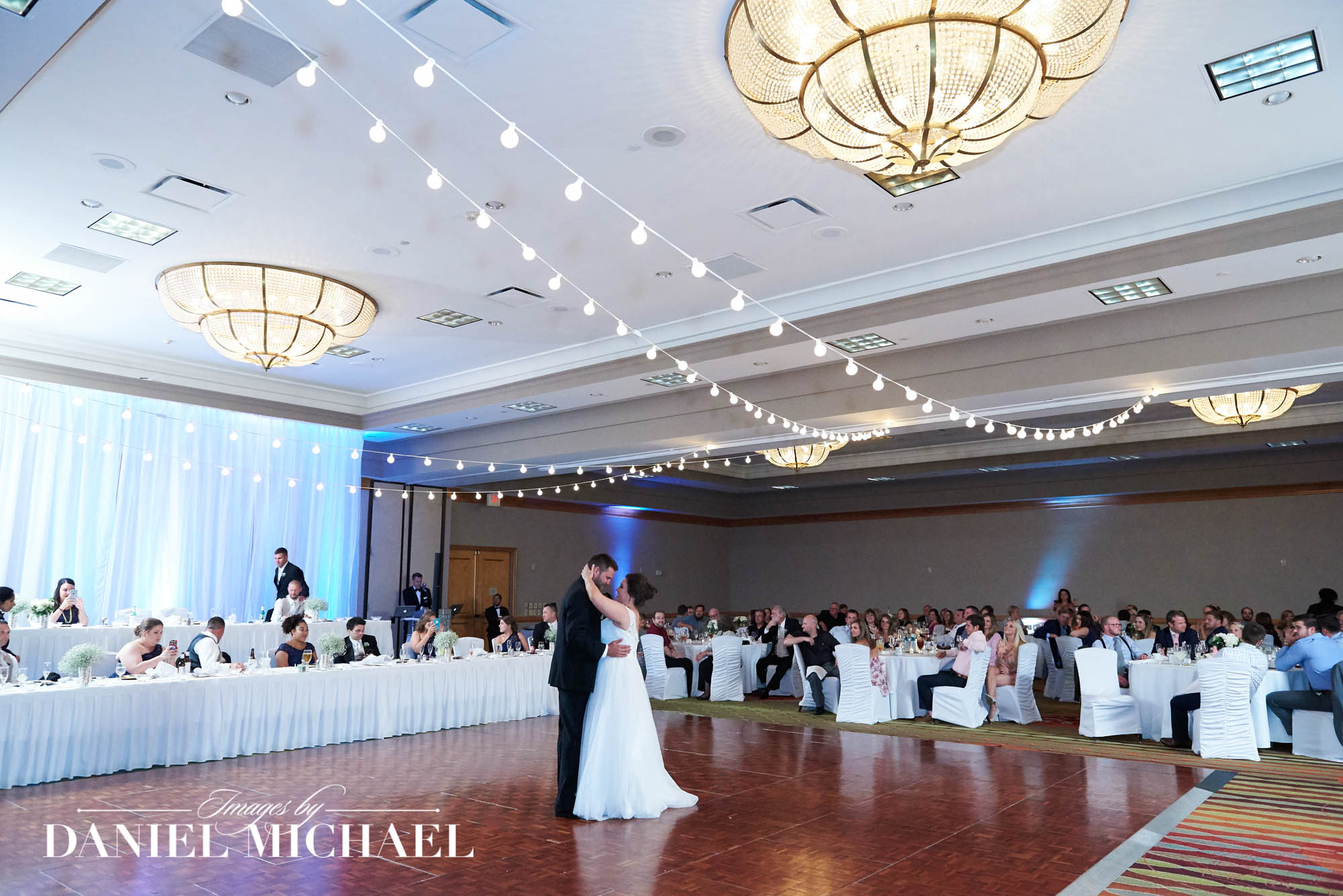 Wedding Photography at Marriott North