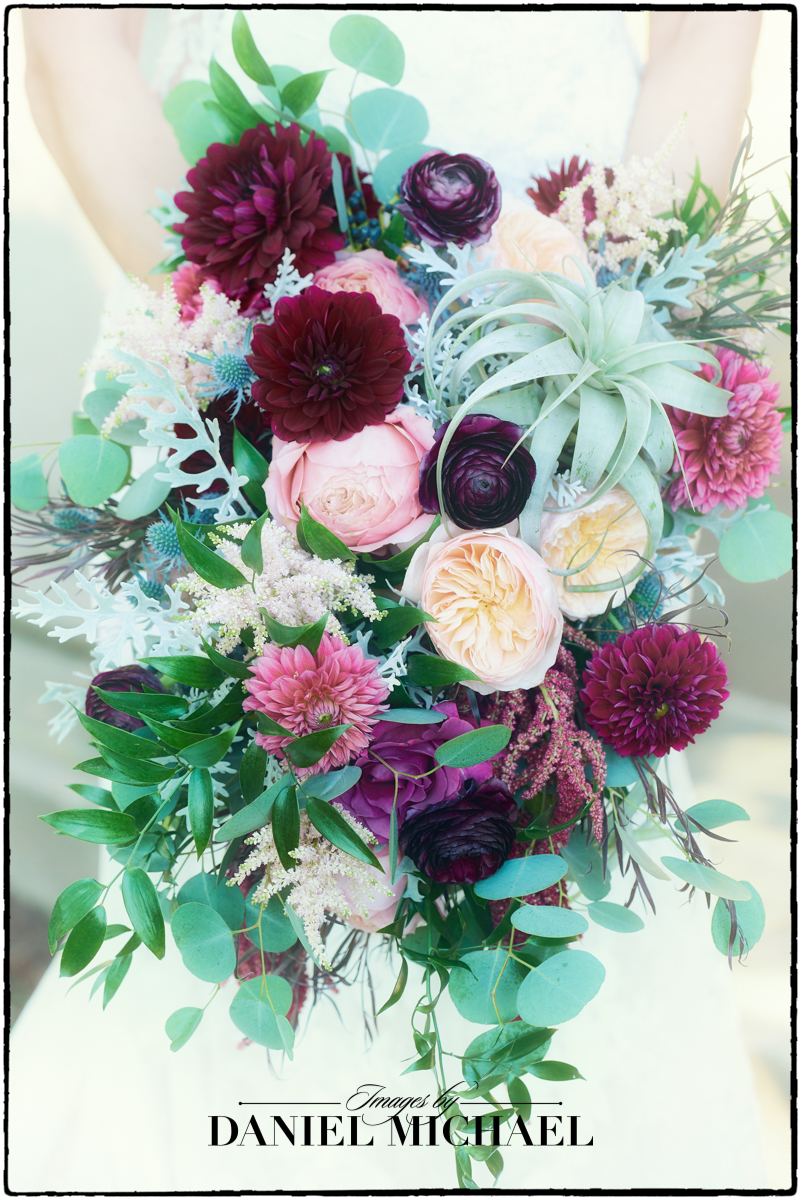 Floral Verde Wedding Flowers