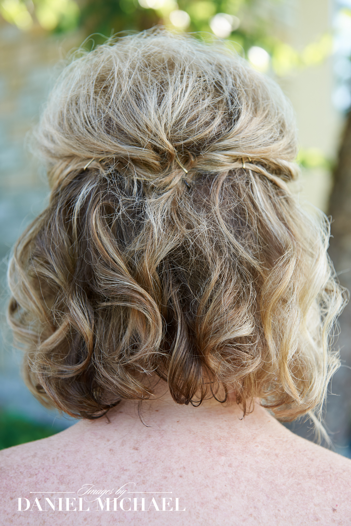 Wedding Hair Photo