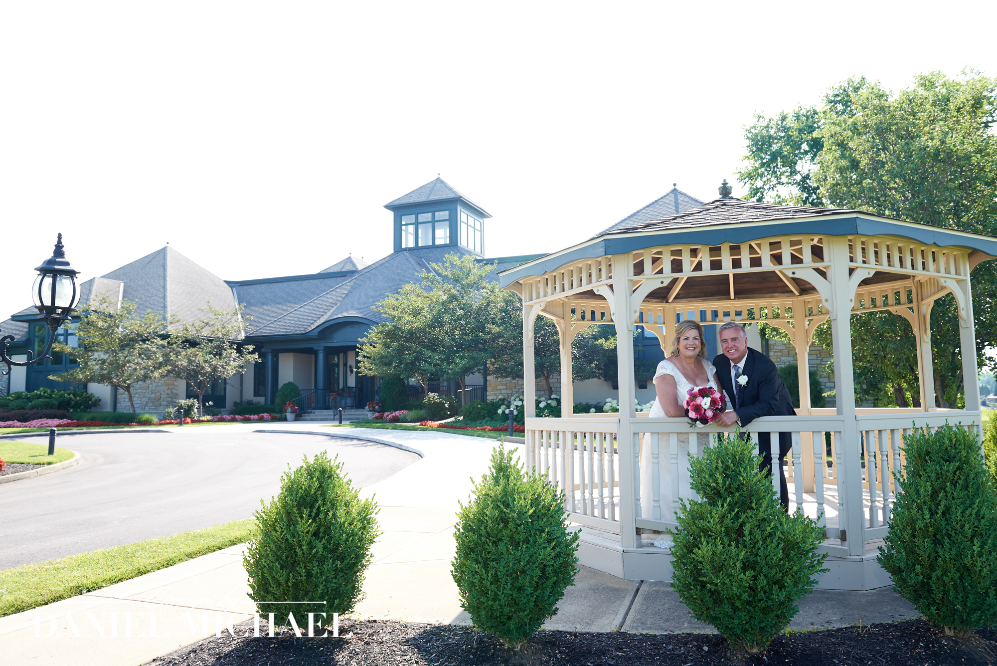 Four Bridges Country Club Wedding Photographer