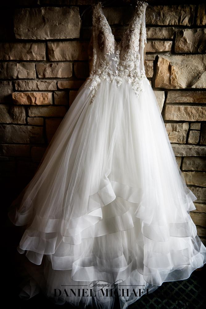 White Wisteria Bridal Gown