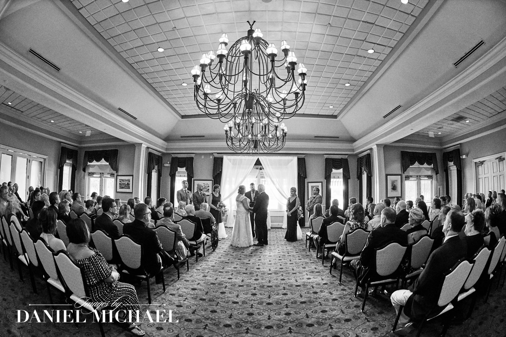 Four Bridges Wedding Ceremony Photographer