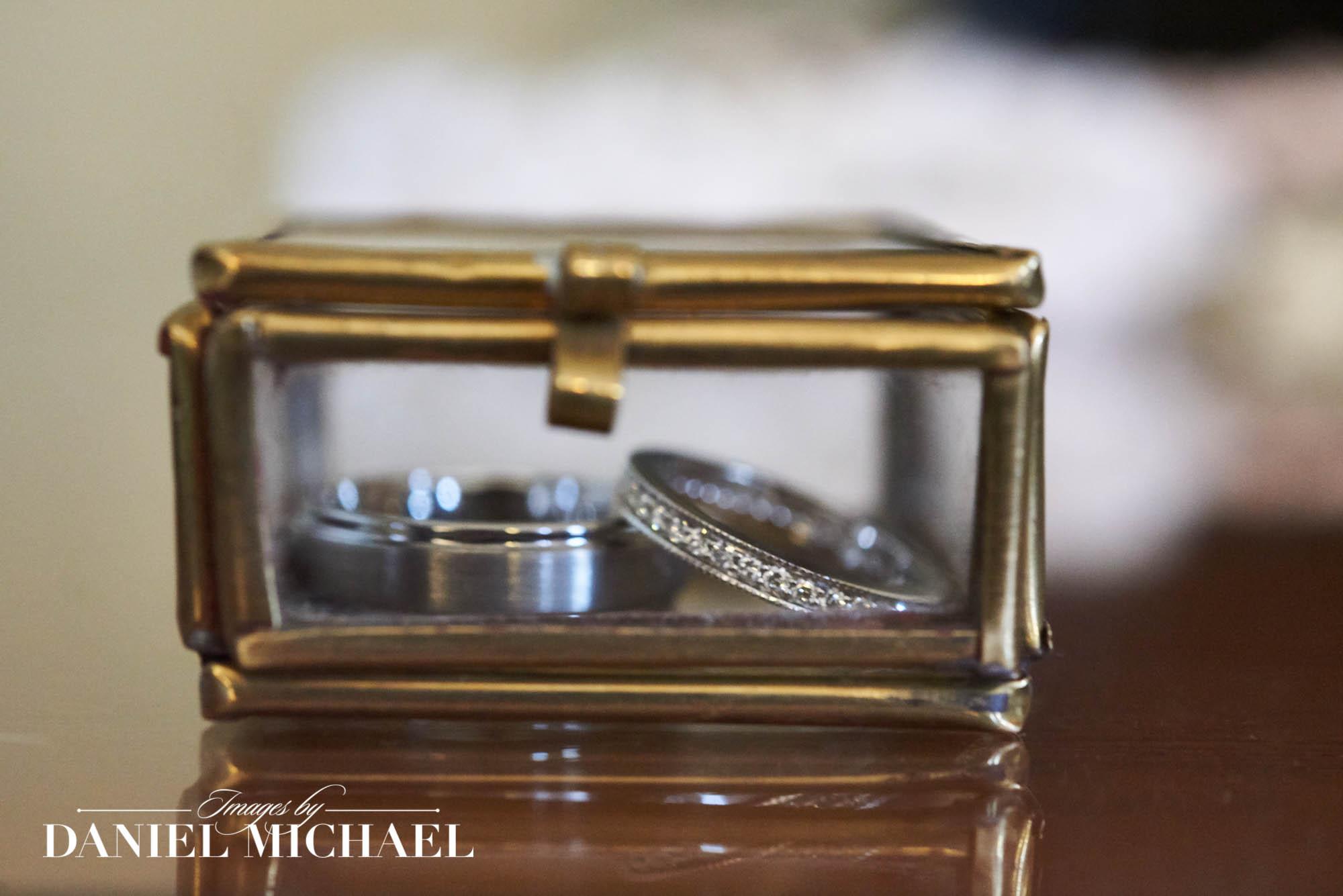 Wedding Ring Box Photos