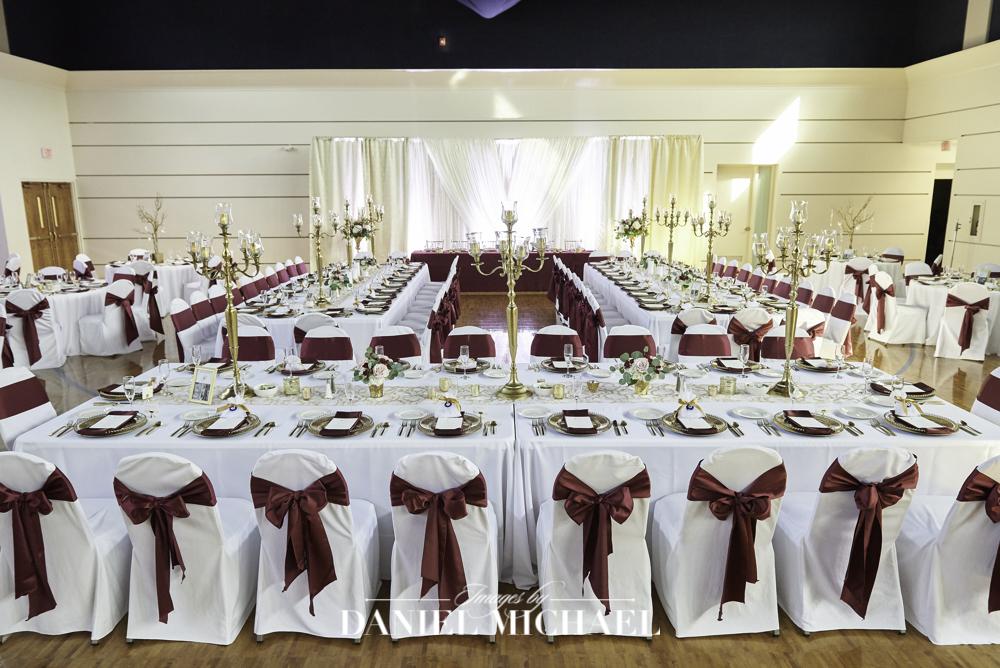 Holy Trinity Wedding Reception Venue