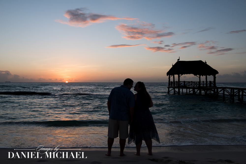 Romantic Sunrise Photography