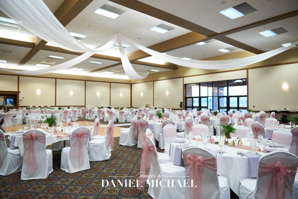 Oasis Event Center Wedding Reception