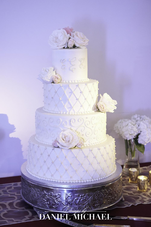 Wedding Cakes by George