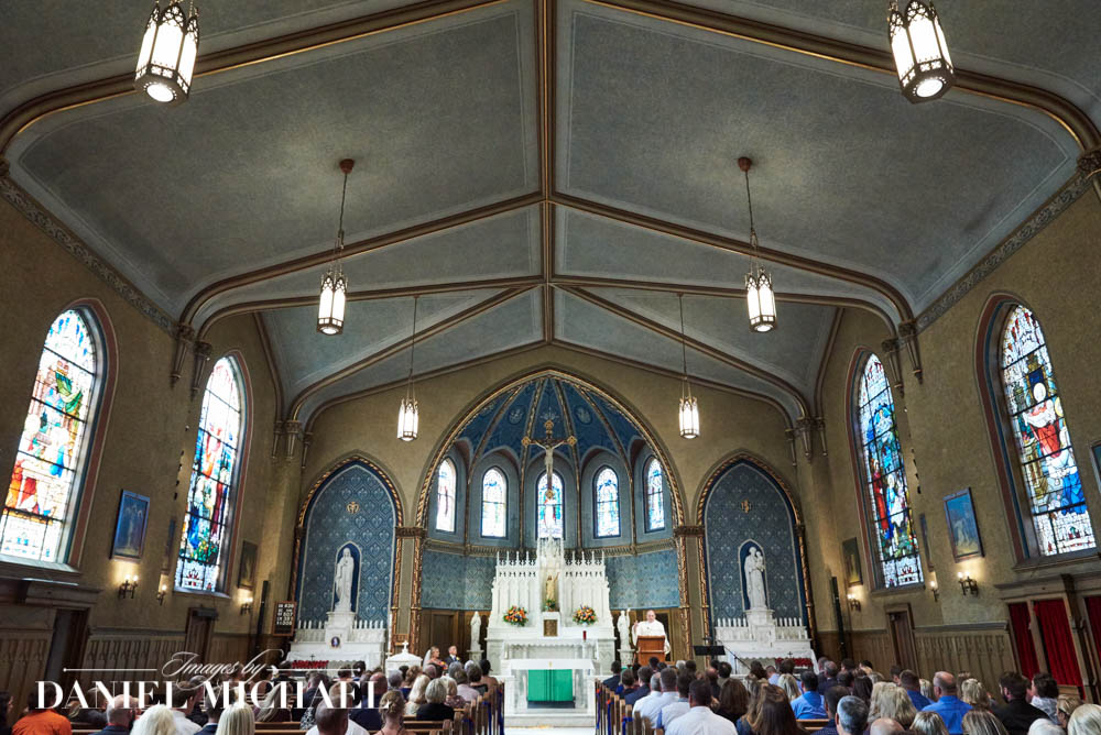 St Columbkille Wilmington Wedding
