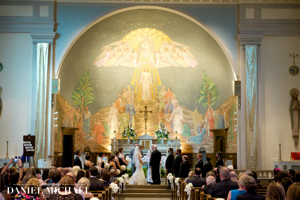 St Stephen Wedding Ceremony