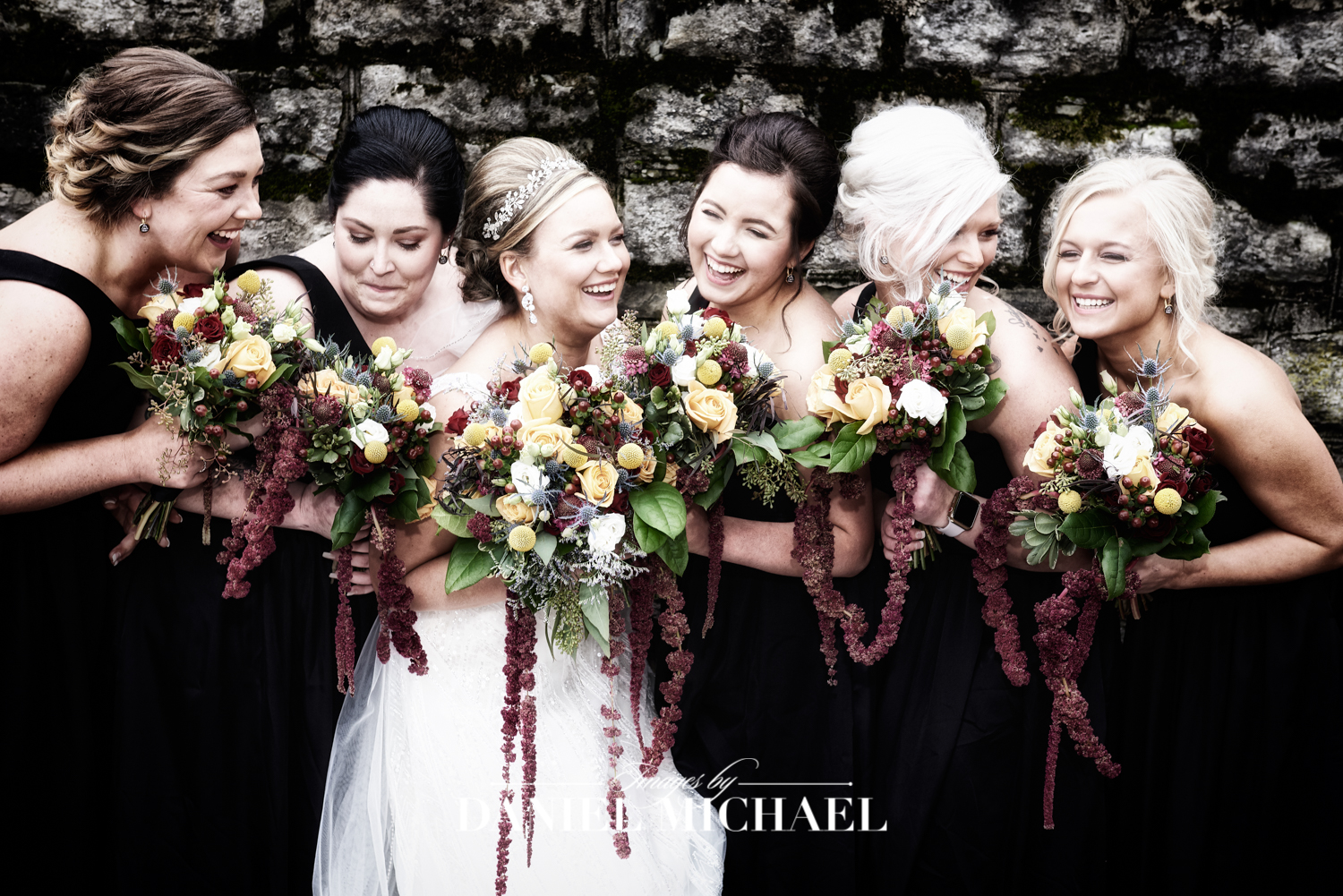 Bridesmaids Wedding Photographers