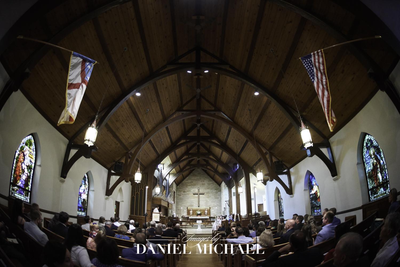 St Thomas Episcopal Wedding Ceremony