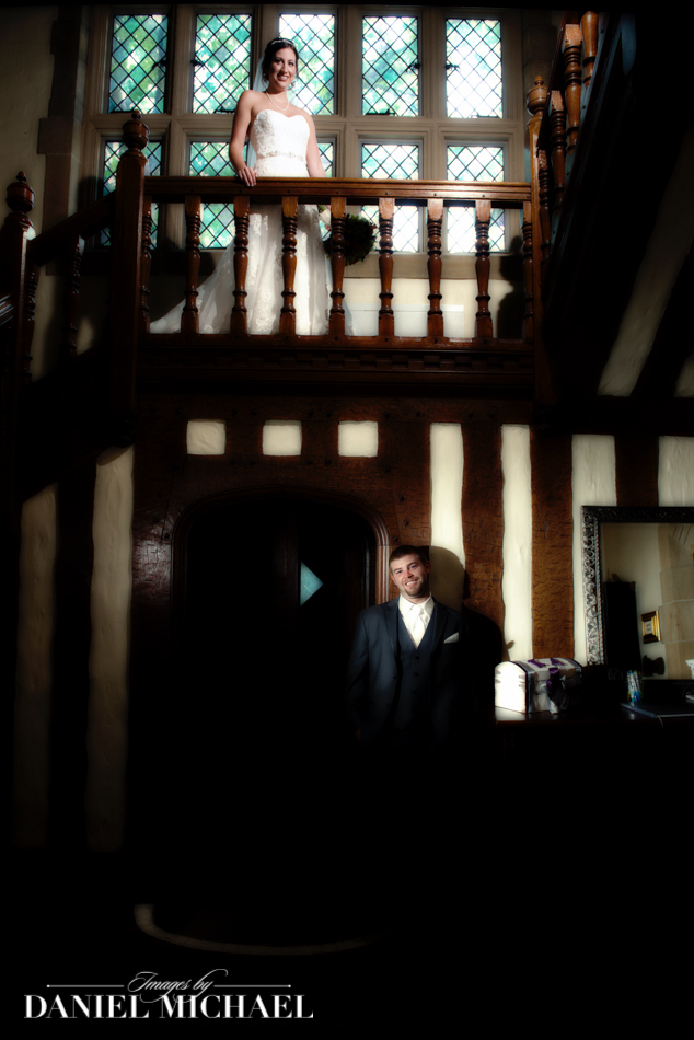 Pinecroft Mansion Wedding Photos