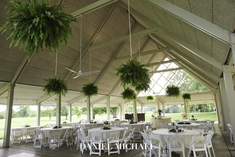 Camargo Club Wedding Reception Photo