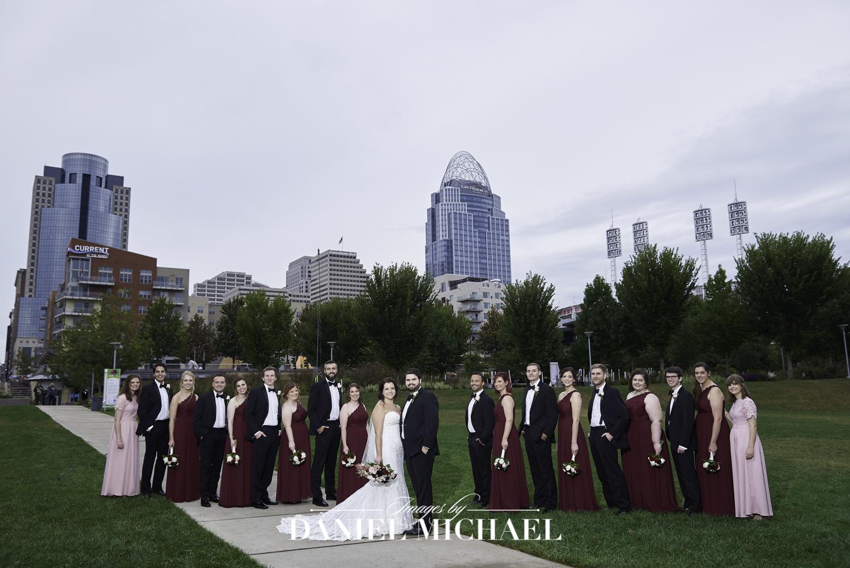 Smale Riverfront Park Wedding Photography