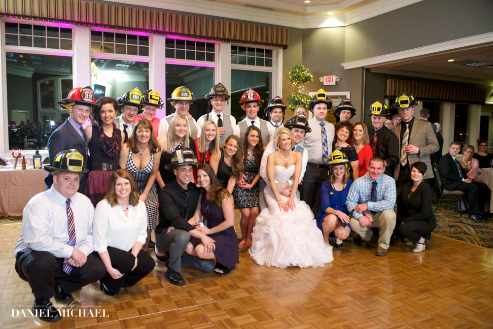 Wedding Fireman Photography